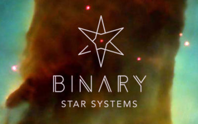 Logo Design: Branding for Binary Star Systems