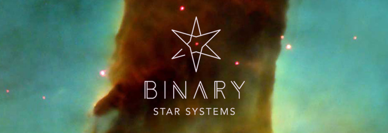 Logo Design: Branding for Binary Star Systems