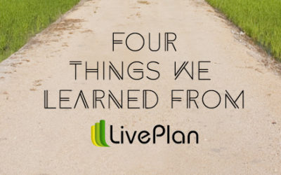4 Things We Learned Using LivePlan