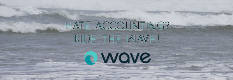 Hate Accounting? Ride the Wave!