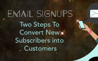 Email Marketing: The Welcome
